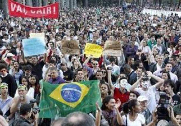 Coronavirus, nessun stop in Brasile al campionato: si gioca a porte chiuse