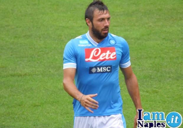 """Dossena: """"Ho molti rimpianti su come finì l'avventura al Napoli. Dovevo fare come Maggio"""""""