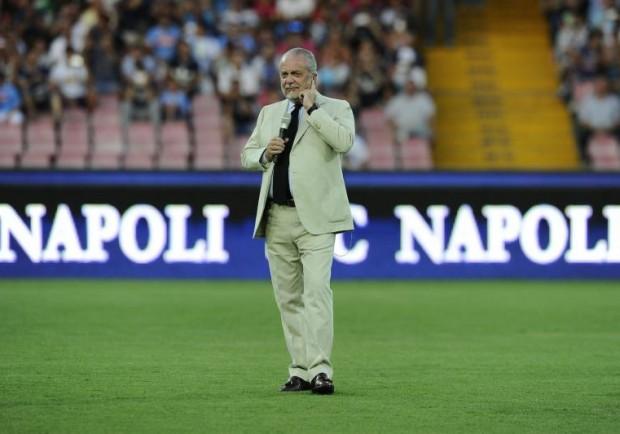 Napoli, patto Champions: De Laurentiis chiede l'ultimo sforzo alla squadra