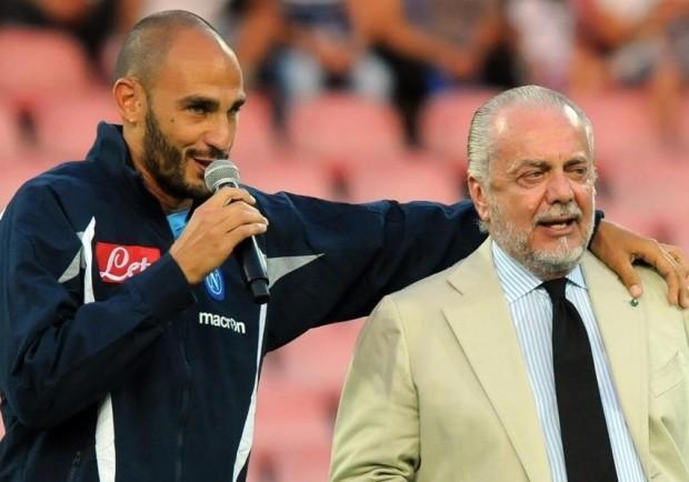 De Laurentiis saluta Cannavaro: «Splendido capitano e grande professionista, Napoli resta casa tua»