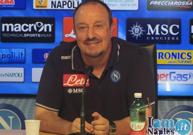 KissKiss Napoli – Domani non si terrà la consueta conferenza stampa di vigilia