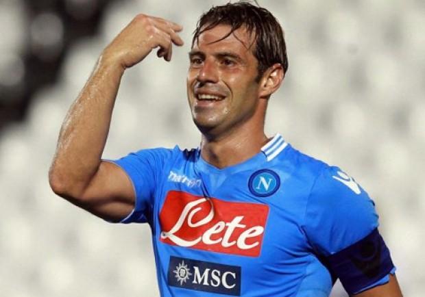 """Calaiò: """"Napoli, speravo nello scudetto. Con l'Atalanta non ci sarà partita, Higuain sarà decisivo"""""""