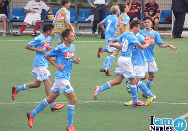 ANTEPRIMA – Giovanissimi Regionali Fascia B, Napoli-Nick Bari 0-2: amara la seconda al Torneo Carnevale di Gallipoli