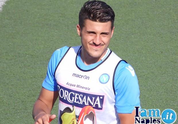 """Napoli-Palermo, Rubino all'intervallo: """"Partita combattuta, speriamo di spuntarla nella ripresa"""""""