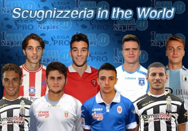 Scugnizzeria in the World – Tanta amarezza per gli azzurrini di Lega Pro. Celiento espulso nella debacle del Viareggio