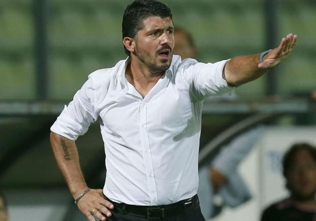 """Milan Primavera, Gattuso: """"Il Napoli ha tante individualità ed oggi sarà una sfida difficile"""""""