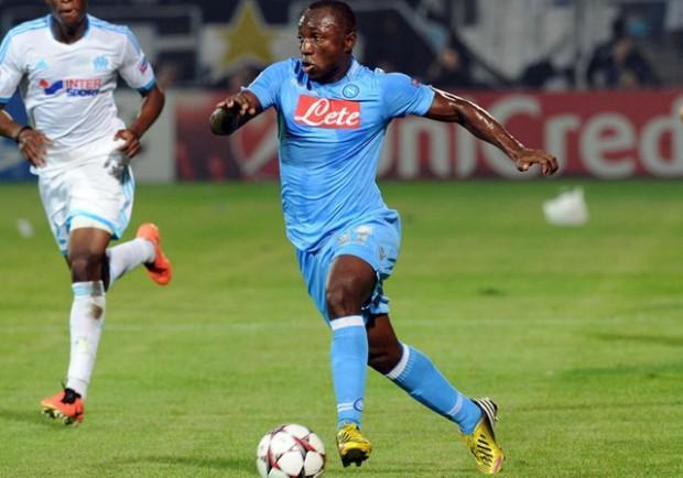 Napoli, sicuro l'addio di Armero: ci sarebbe la richiesta della Fiorentina, ma…