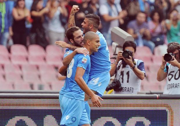 Un Napoli sempre più offensivo, si viaggia verso i 100 gol stagionali