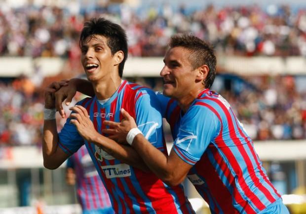 Catania-Lazio 3-1: Padroni di casa perfetti. Reja assapora la prima sconfitta in campionato