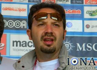 """Tina: """"La sconfitta non fa traballare Benitez. La situazione del Napoli è un concorso di colpe"""""""