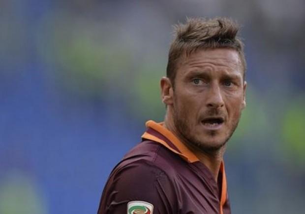 """Totti: """"Se troviamo continuità siamo al livello di Juventus e Napoli"""""""