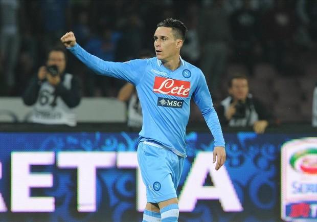 Callejon il vero top player del Napoli. E' un valore aggiunto, ora vale circa 25 milioni