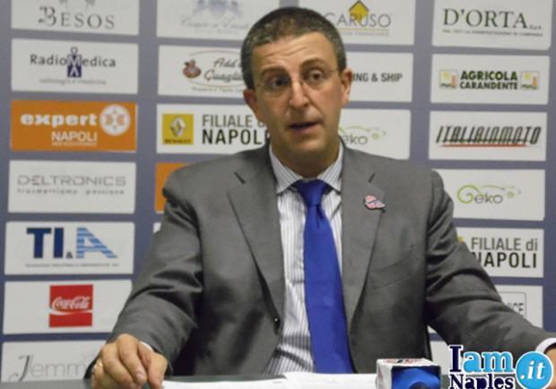 """NoviPiù Casale, coach Griccioli: """"Bianchi è un amico, ha trasformato Napoli!"""""""