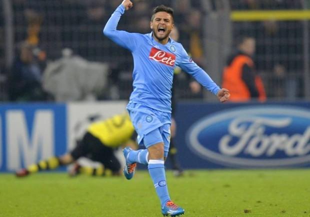 """Insigne: """"Felice per il gol, ma adesso pensiamo al Bologna"""""""