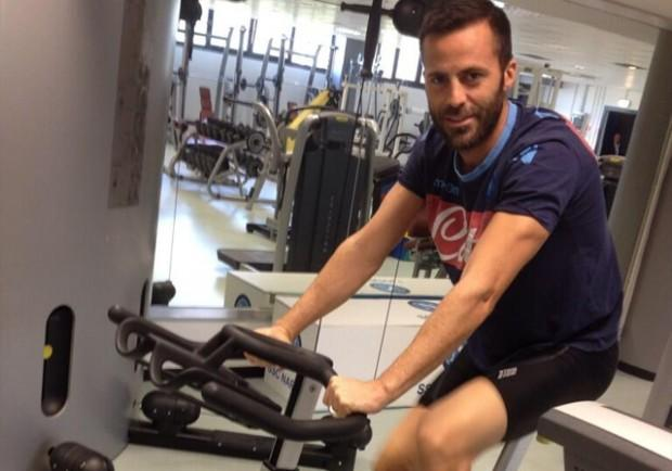 """Roggi (ag.Mesto): """"Presto rientro in campo e rinnovo del contratto"""""""
