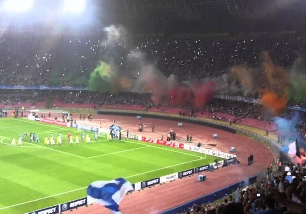 Coppa Italia: atteso il pienone al San Paolo, saranno in cinquantamila contro la Roma