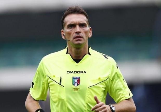 Serie A – Le designazioni arbitrali: Cesena-Napoli ad Irrati