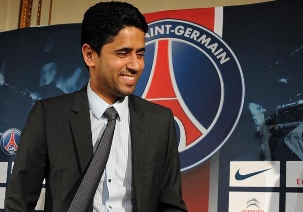 """Al-Khelaifi su Cavani: """"Fiducia in lui, è tra i migliori al mondo"""""""