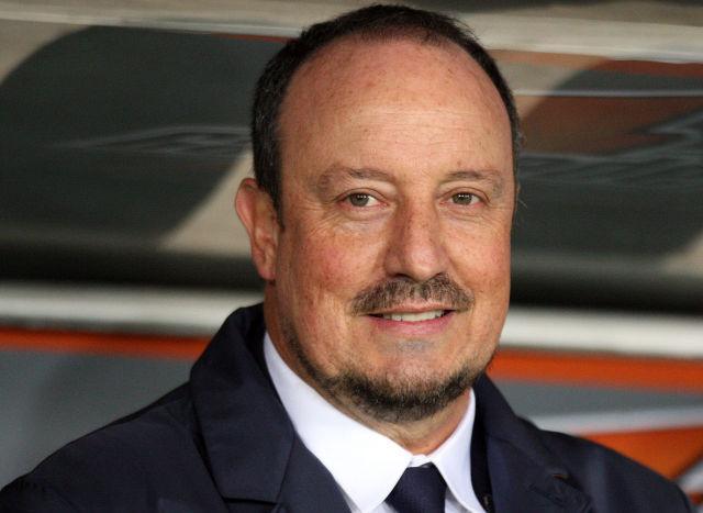 Benitez lavora tra campo e mercato si pensa ad una svolta for Intervista benitez