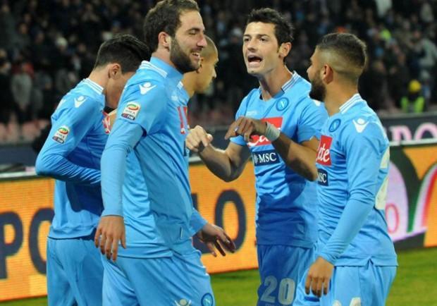 Sassuolo-Napoli, nel mirino il settimo successo esterno stagionale
