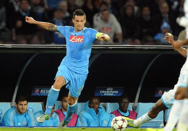"""Maggio, parla l'agente: """"Che onore vestire la fascia di capitano del Napoli!"""""""