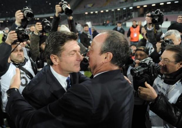 Sassuolo-Napoli, Benitez vuole la vittoria per il pareggio con Mazzarri