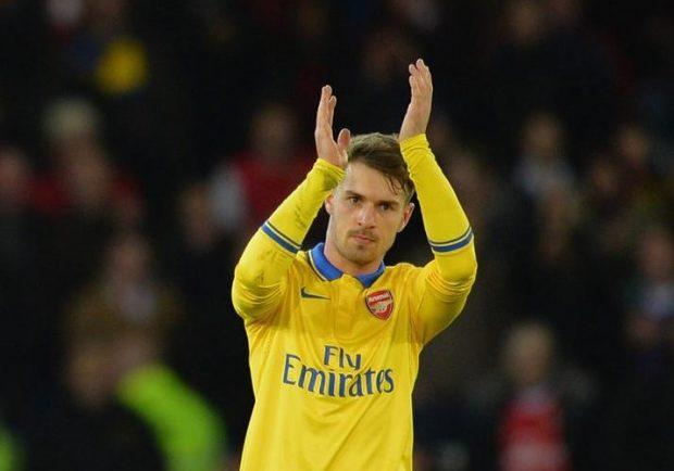 UFFICIALE – La Juventus acquista Ramsey. Il centrocampista arriverà il 1° luglio