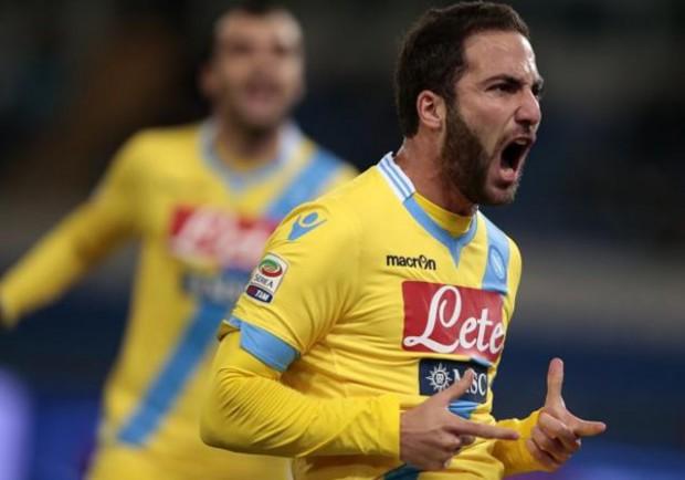 Higuain avverte il Milan: voglio il bis