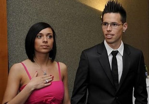 Hamsik si sposa venerdì, invitati diversi amici calciatori