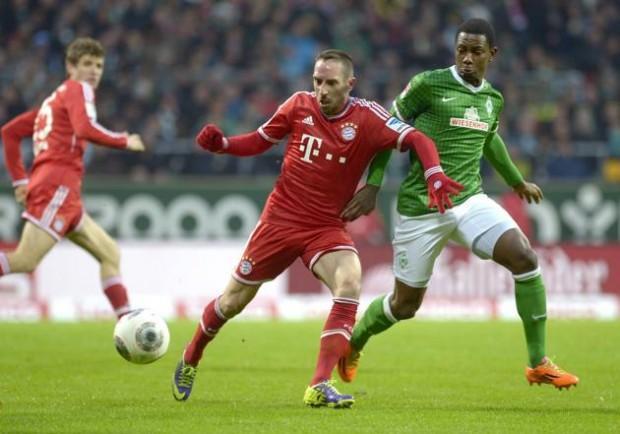 Mertens sulla scia del suo idolo Ribéry