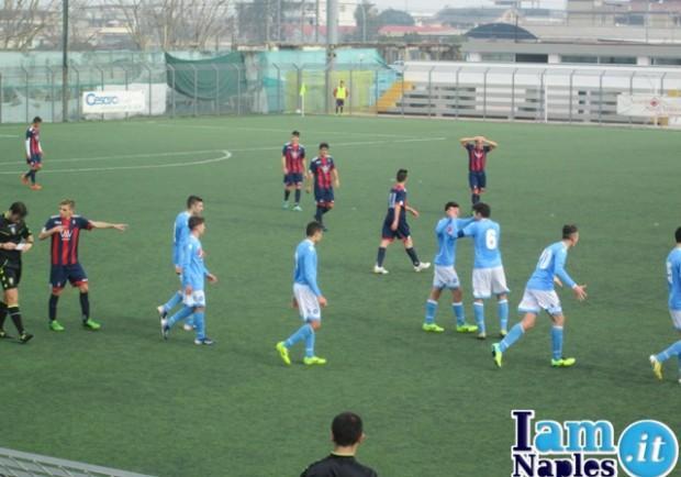 RILEGGI IL LIVE – Allievi Nazionali: Napoli-Catania 1-0, vittoria sofferta per gli azzurrini