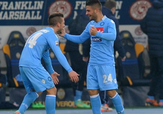Il miglior Napoli contro i gallesi, un solo dubbio per Benitez: Insigne o Mertens?