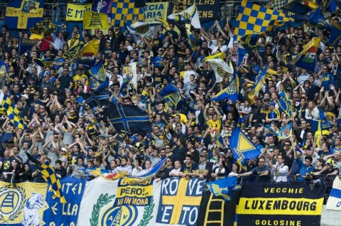 Hellas Verona, buona notizia per i prossimi avversari del Napoli: la Figc sospende le sanzioni per la Curva Sud