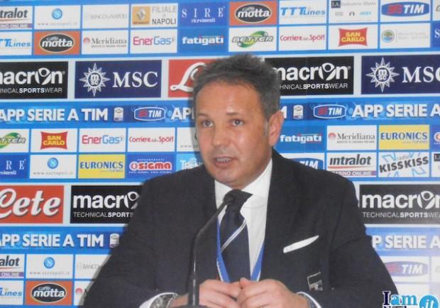 """Mihajlovic: """"Partita equilibrata fino al gol del Napoli. Siamo stati puniti dagli episodi"""""""