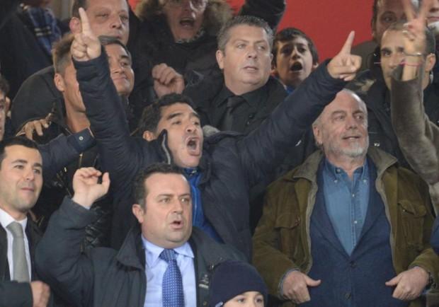 Maradona a 360°: «San Paolo da batticuore come allora! Io ambasciatore? Se De Laurentiis chiama sono pronto. Higuaìn? E' il mio ragazzo. Il Napoli è completo, peccato che la Juve…»