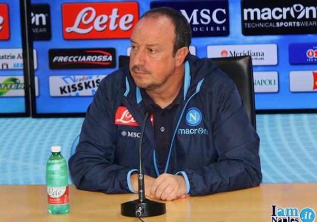 Benitez a +N: «Involuzione? Troppi infortuni. Scudetto? Non facile, ma vogliamo vincere qualcosa e acciuffare la Roma. Cari tifosi, stateci vicino: uniti saremo più forti!»