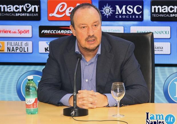 Benitez, eguagliato il record di Bigon: due partite per essere il primo
