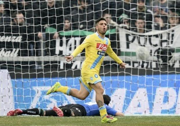 Momento buio alle spalle: gol a giro sul secondo palo, bentornato Lorenzo!