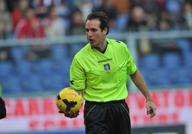 Verona-Napoli, fischia Banti: l'ultima volta proprio al Bentegodi, gli si chiede il bis