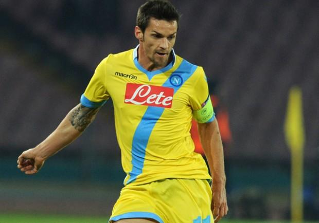 Maggio tocca le 220 presenze, raggiunge Colombari nella storia del Napoli