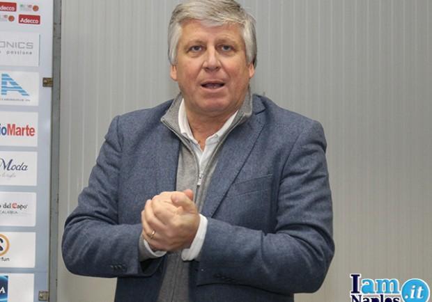"""Vigliotti: """"De Laurentiis e Ancelotti ci hanno sviato. Mi è piaciuto come ha parlato il presidente"""""""