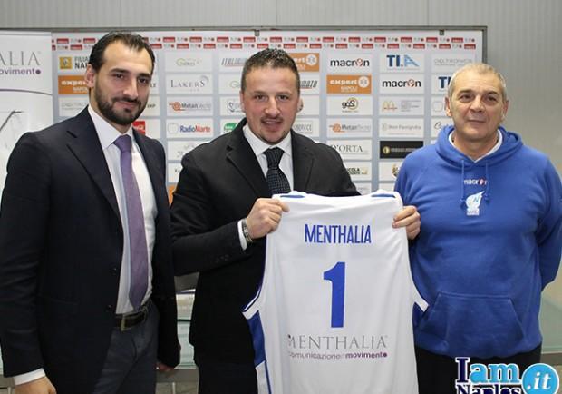 Rileggi il LIVE – Expert Napoli, Balbi presenta Menthalia, Bianchi introduce il match con Trapani