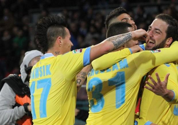 """FOTO – Premiata la strategia di Benitez: i rossoneri """"adatti"""" al gioco azzurro"""