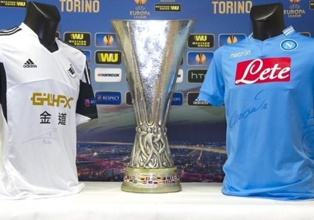 INFO – Swansea-Napoli in diretta anche su Canale 5