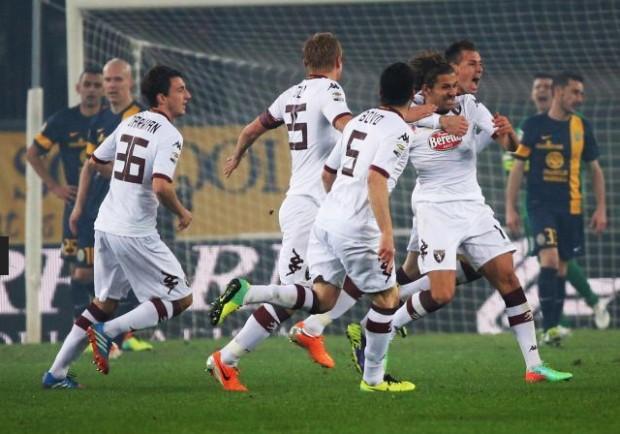 Verona-Torino 1-3, colpaccio granata al Bentegodi con Immobile, Cerci ed El Kaddouri