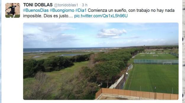 Tweet Doblas