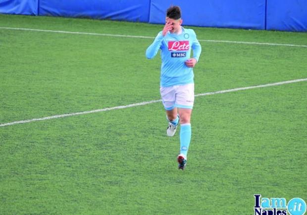 Da Marcianise alla Nazionale: i gol dell'azzurrino Negro
