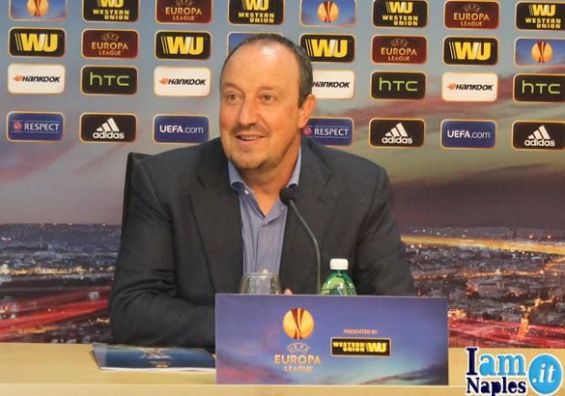 """Benitez suona la carica: """"Ho in mente solo lo Swansea, il mio Napoli non fallirà"""""""