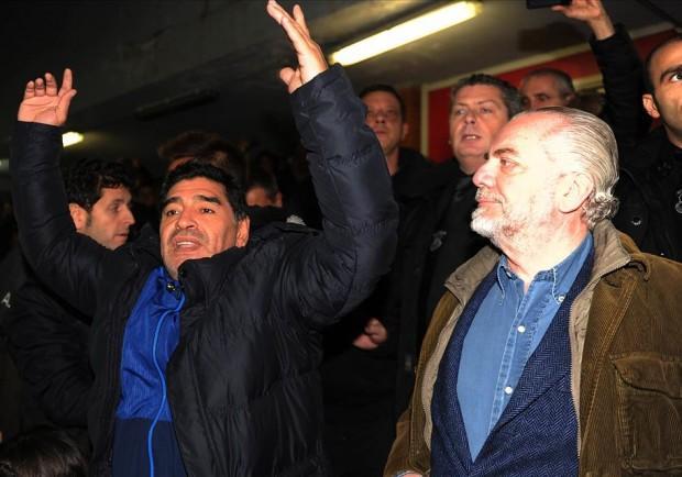 """Maglie (CdS): """"Maradona è un'icona per i napoletani, il più grande in assoluto"""""""