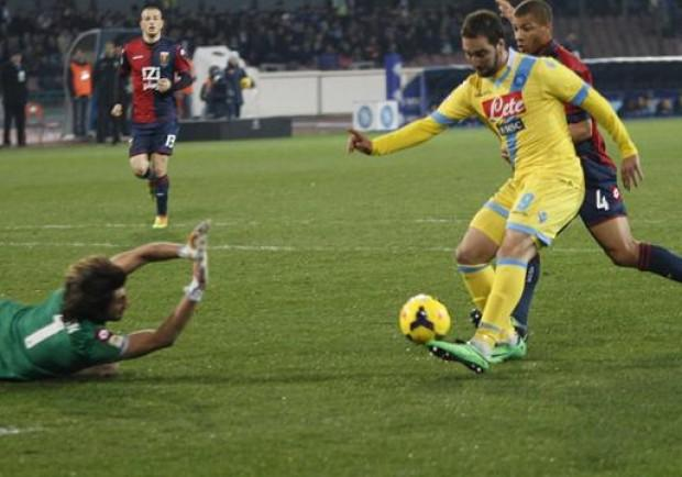 Napoli-Genoa 1-1: le pagelle di IamNaples.it